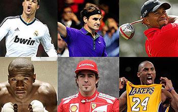 Biografías de los deportistas más influyentes de nuestra historia